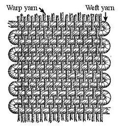 Weft and Warp