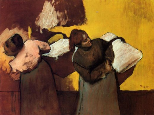 edgar-degas-laundress-carrying-linen